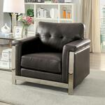 Furniture of America CM6425GYCH