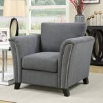 Furniture of America CM6095GYCH