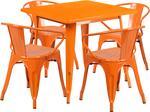 Flash Furniture ETCT002470ORGG