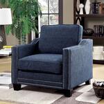 Furniture of America CM6157BLCH
