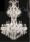 J & P Crystal Lighting SP2800D46C