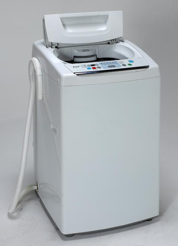 Avanti W511 1 4 Cu Ft Washer In White Appliances