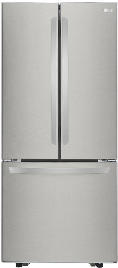LG LFCS22520S 30 Inch French Door Refrigerator