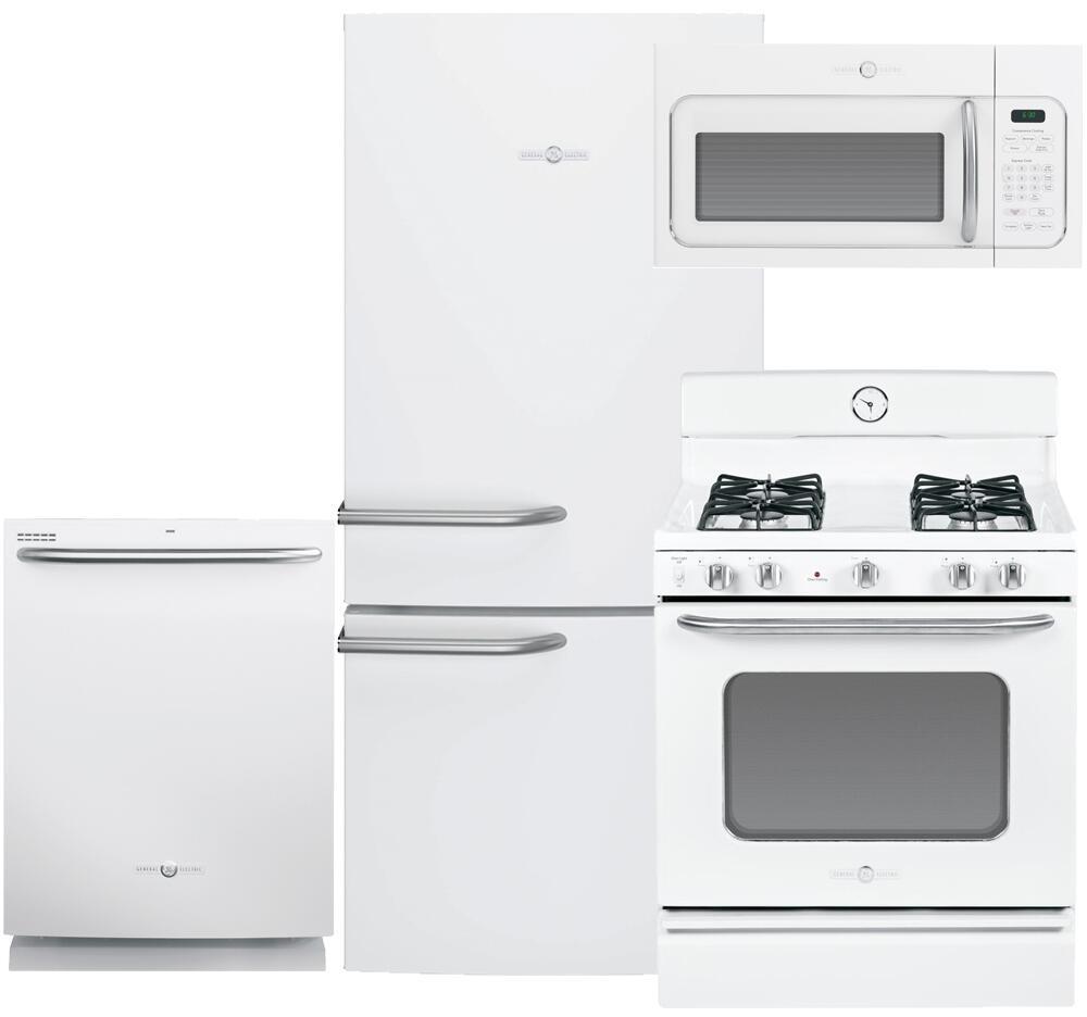Ge ge4pcfsbf30gfiwkit2 artistry kitchen appliance packages - Ge kitchen appliances ...