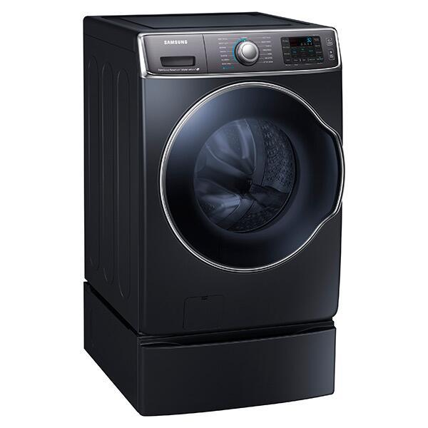 Samsung Washer Wf56h9100ag Samsung 5 6 Front Load Washer