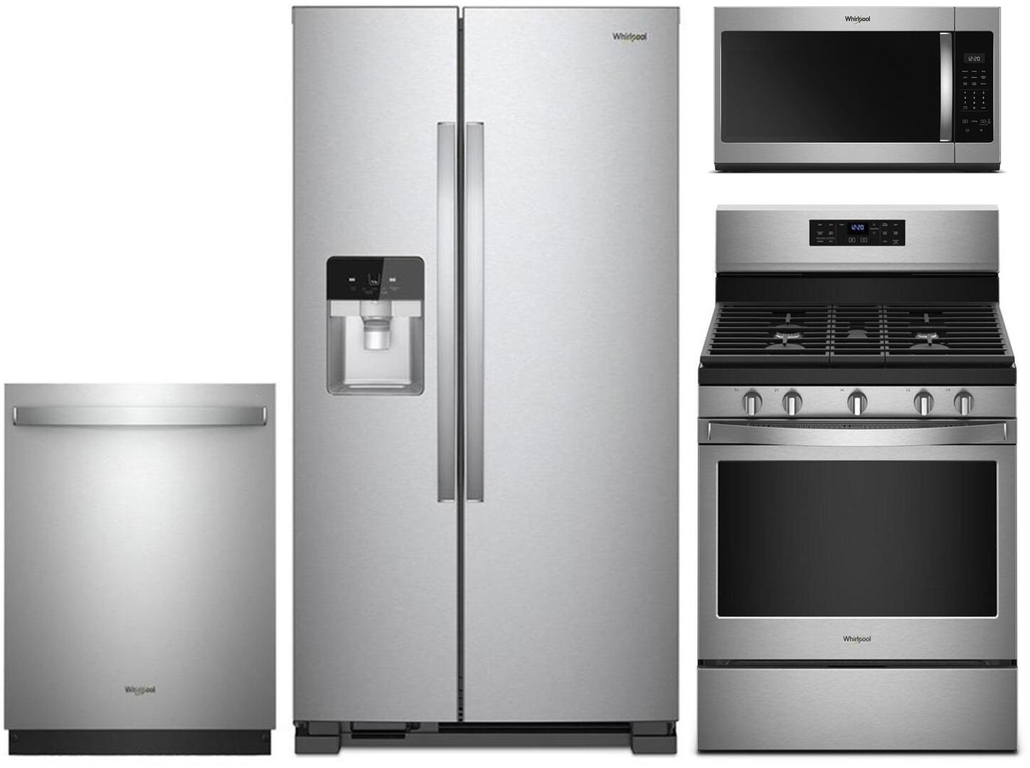 whirlpool 930185 kitchen appliance packages appliances connection. Black Bedroom Furniture Sets. Home Design Ideas
