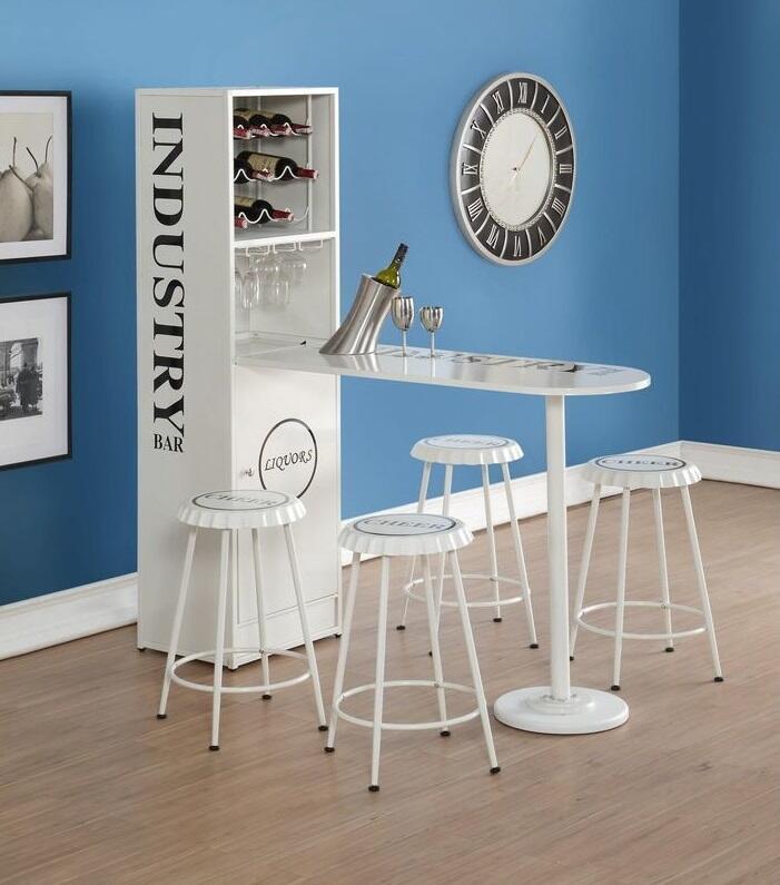 Tremendous Acme Furniture 72700Set Lamtechconsult Wood Chair Design Ideas Lamtechconsultcom