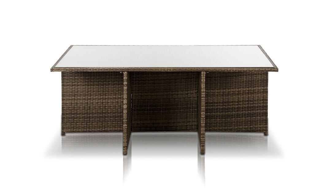 VIG Furniture VGUBBARCELONARECT Patio Sets Appliances Connection