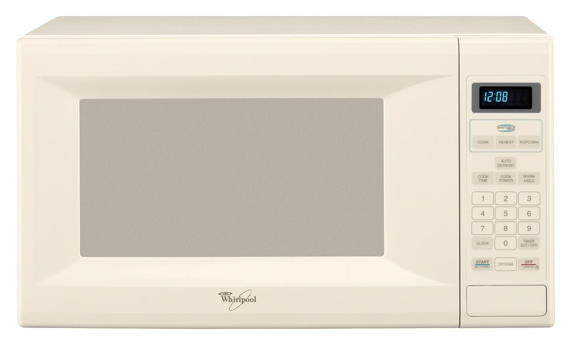 Whirlpool Mt4155spt Countertop Microwave In Bisque
