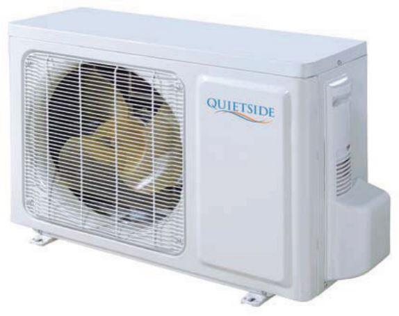 Samsung Qs18v220 Mini Split Air Conditioner Cooling Area