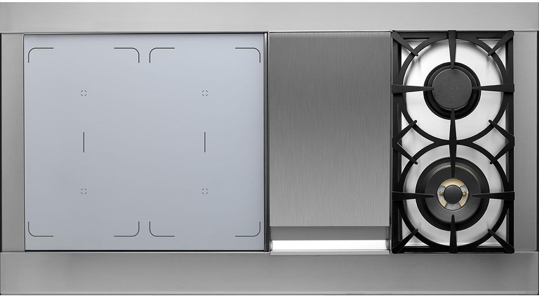 Superiore RN483GCSS 48 Inch Next Series Dual Fuel Freestanding Range ...