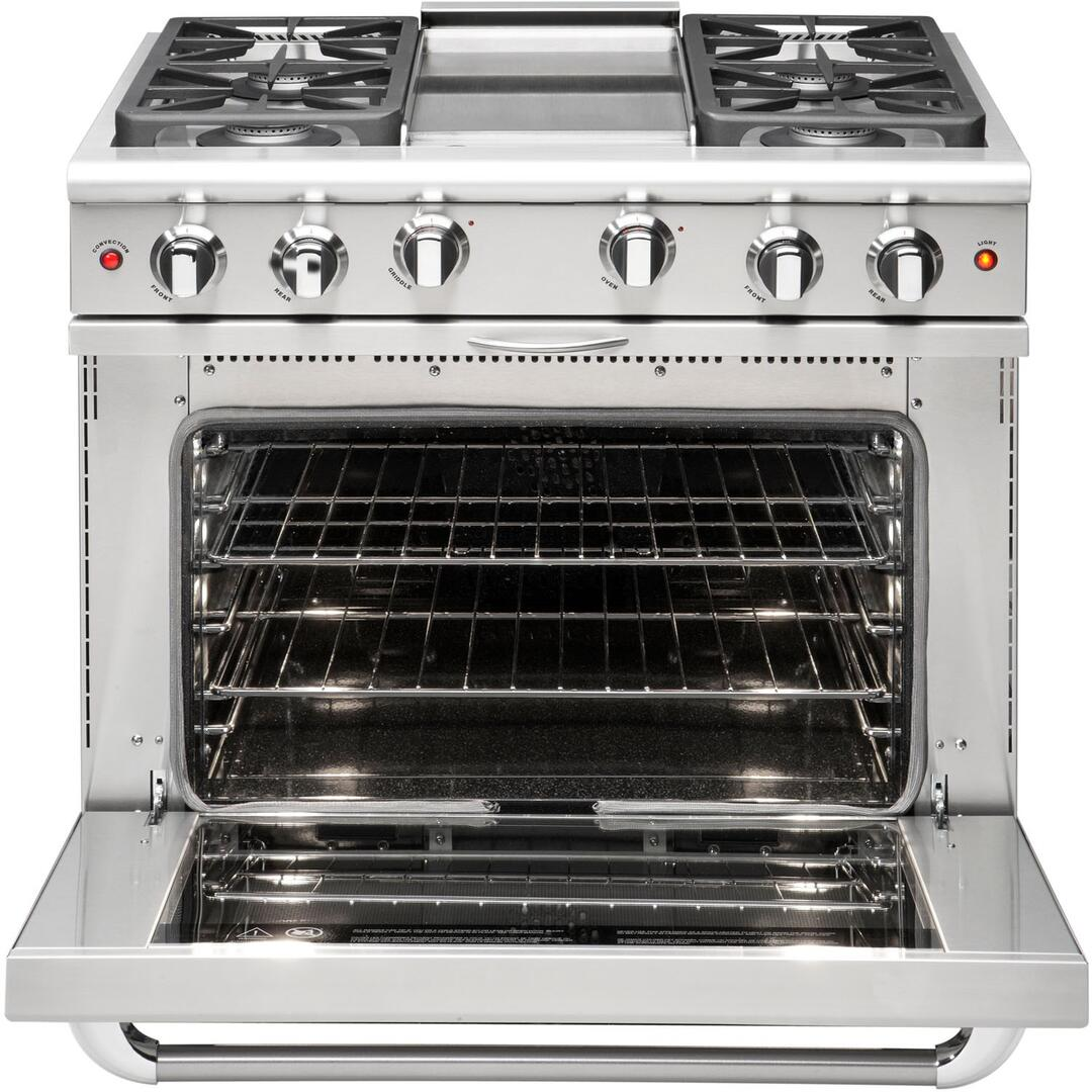 Capital Mcr364gn 36 Inch Precision Series Stainless Steel Gas Sears Smoothtop Wiring Diagrams 2