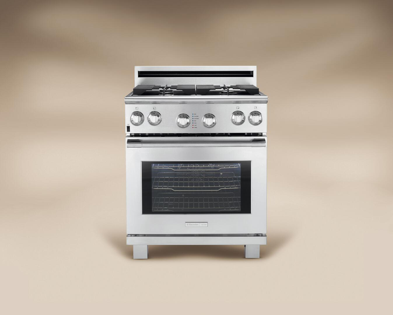 Electrolux icon e30gf74hps 30 inch professional series gas for Best slide in gas range under 2000