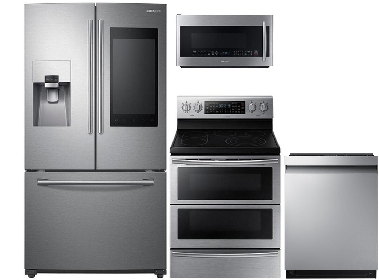 Samsung 757404 Kitchen Appliance Packages