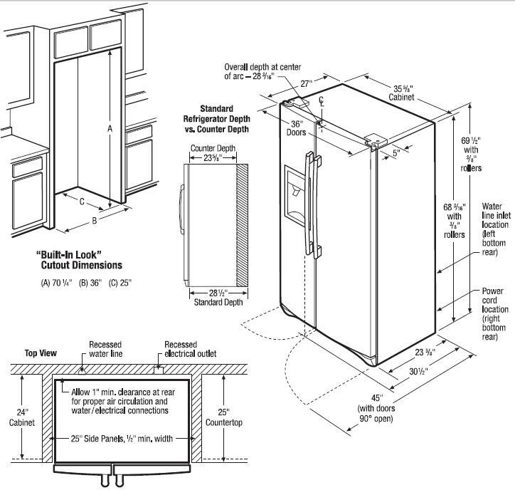 Electrolux Ei23cs35ks 36 Inch Iq Touch Series Counter