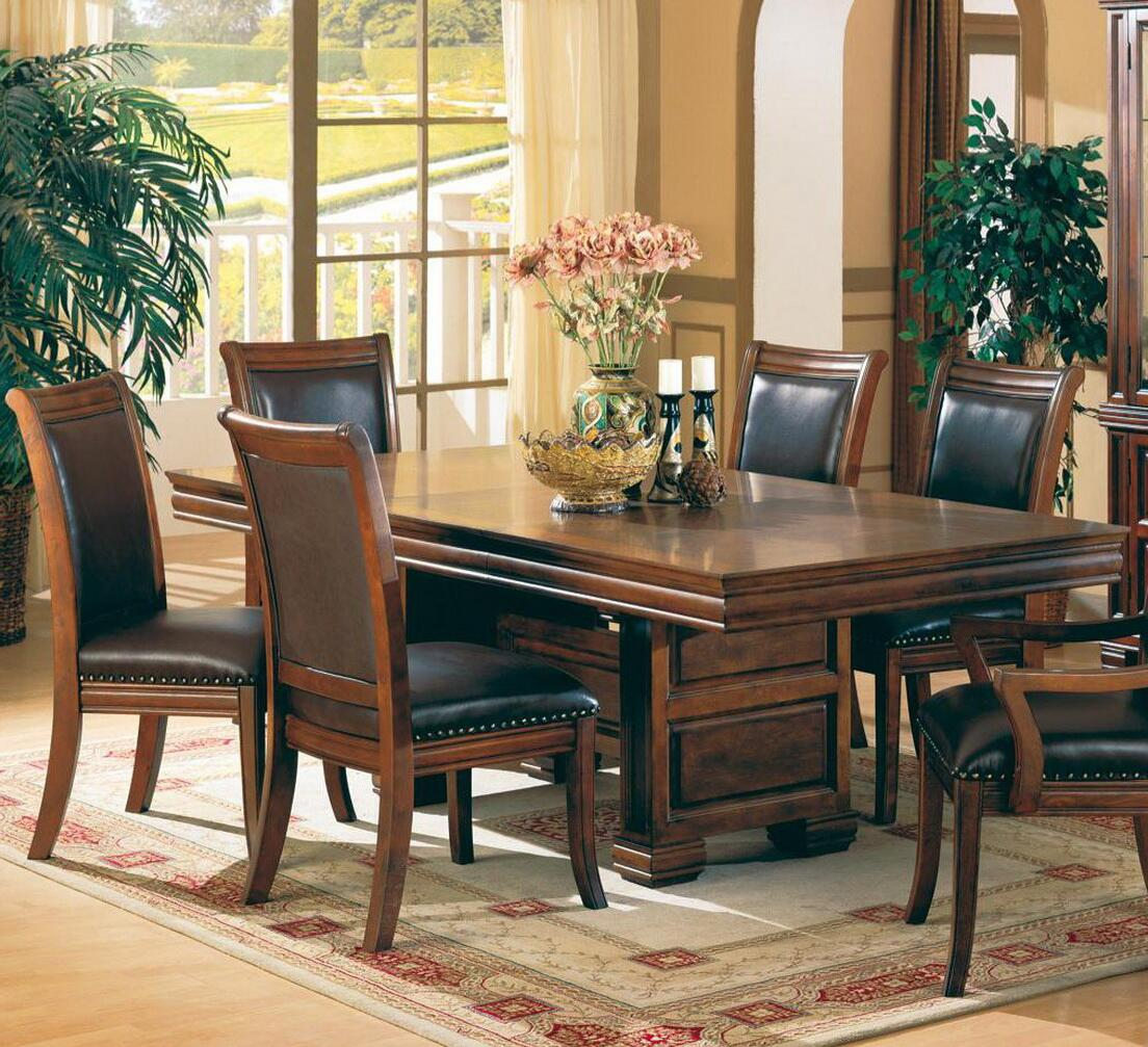 Coaster 3635set5 westminster dining room sets appliances for Dining room furniture 0 finance