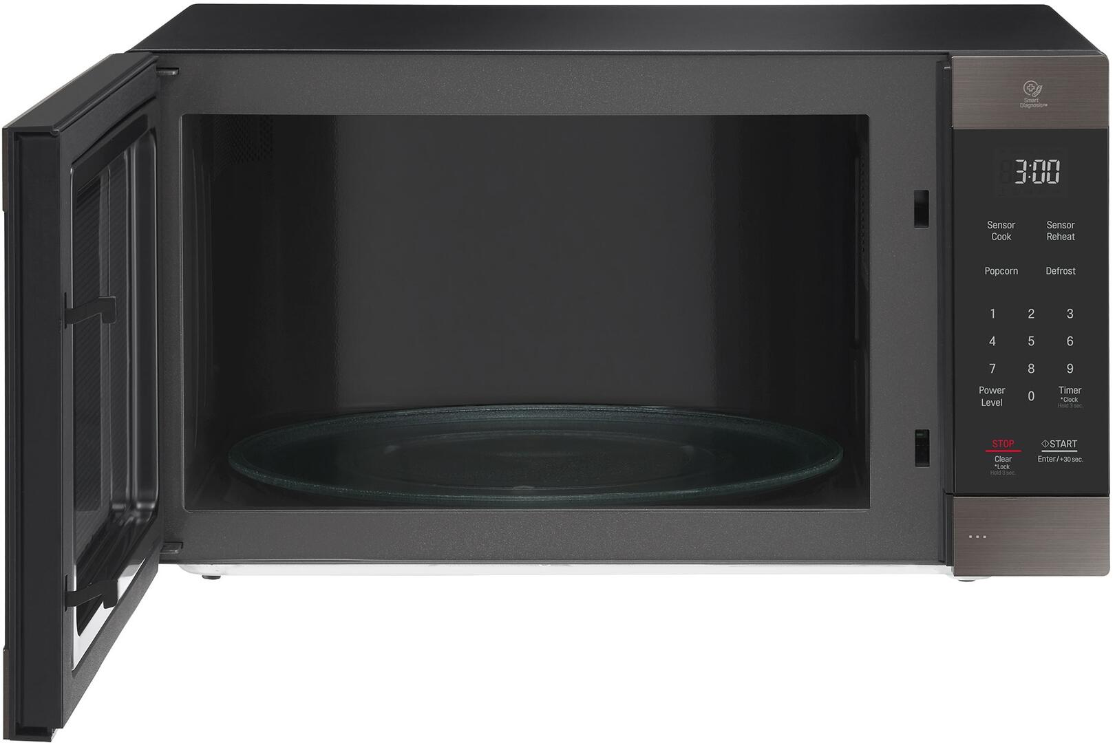 Unique Lg Under Cabinet Microwave