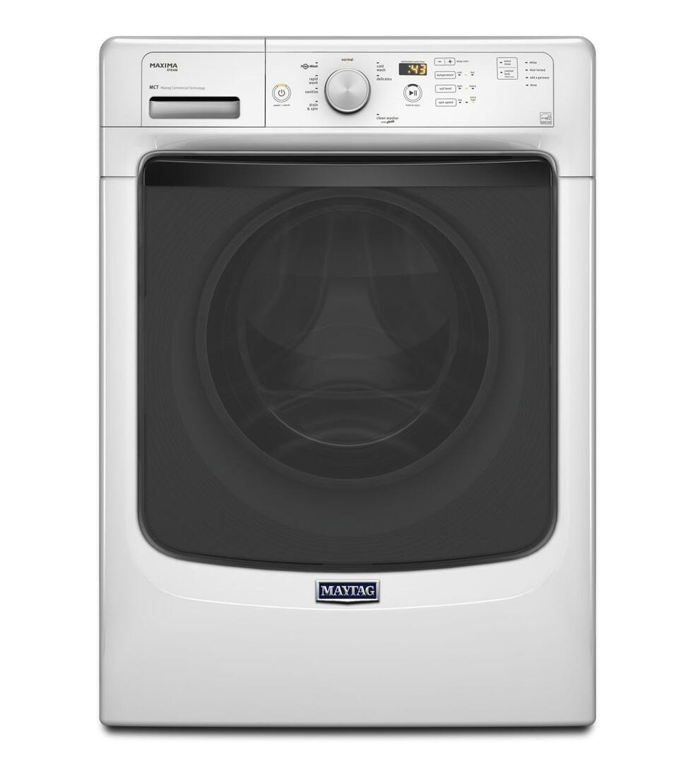Maytag Mhw5100dw 27 Inch Maxima Series 4 5 Cu Ft Front