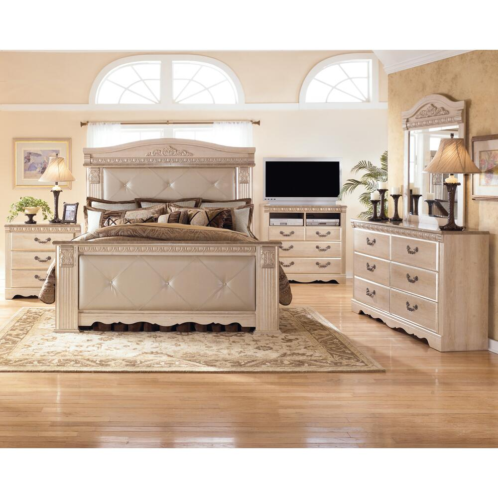 silverglade mansion bedroom set by signature design. signature design by ashley silverglade 2 mansion bedroom set t