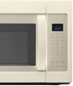 Whirlpool Wmh32519hz 1 9 Cu Ft Over The Range Microwave