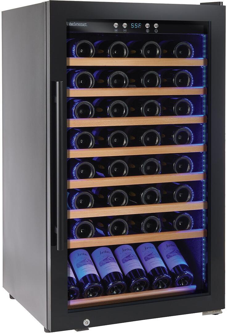 Wine Enthusiast 264038003 24 Inch Freestanding Wine Cooler