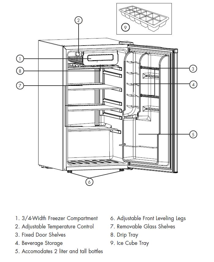 Haier refrigerator parts diagram best refrigerator 2017 unique of haier hbf05ebss wiring diagram refrigerator parts asfbconference2016 Choice Image