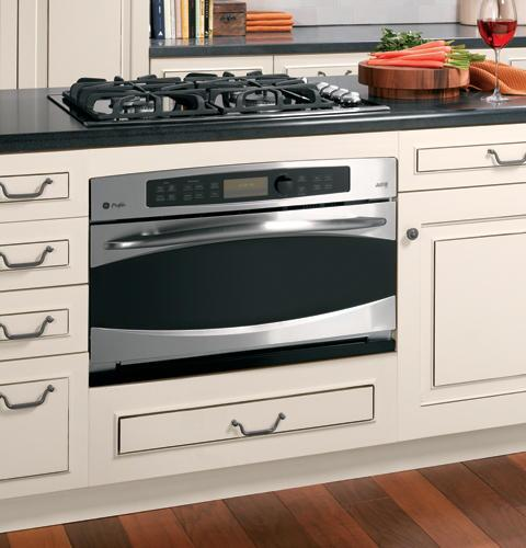 Ge Psb1201nss Single Wall Oven In Stainless Steel