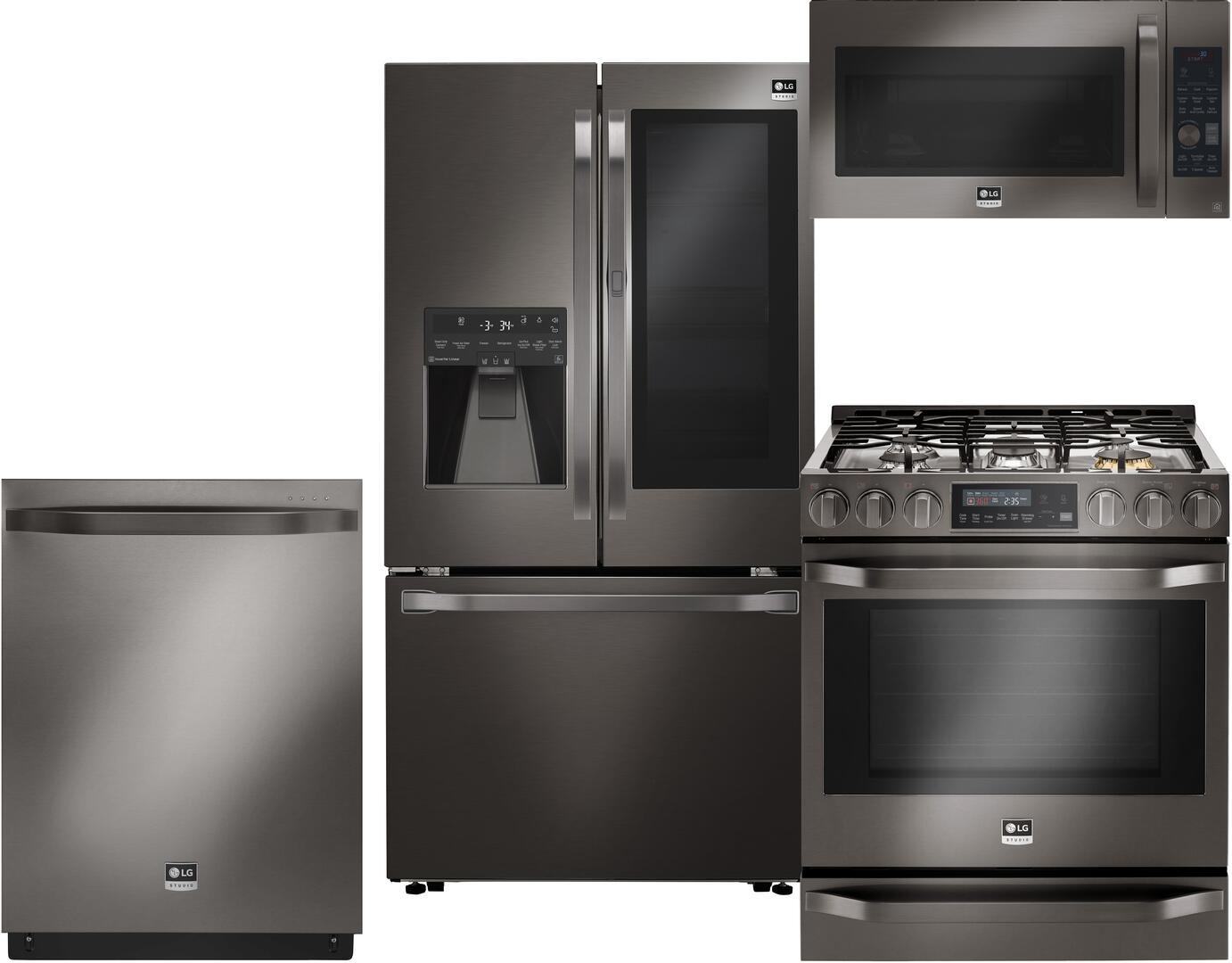 LG STUDIO: High End Smart Appliances for Your Kitchen | LG USA