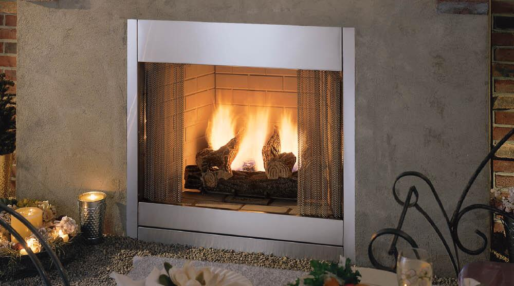 p majestic fireplaces vent gas fireplace htm ii echelon direct