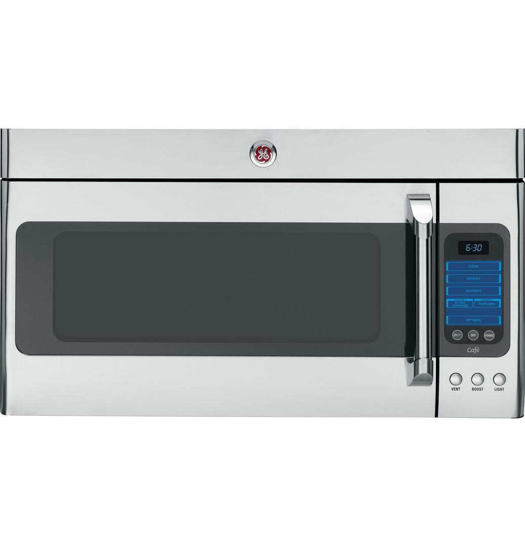 Ge Cafe Cvm2072smss 2 Cu Ft Over The Range Microwave