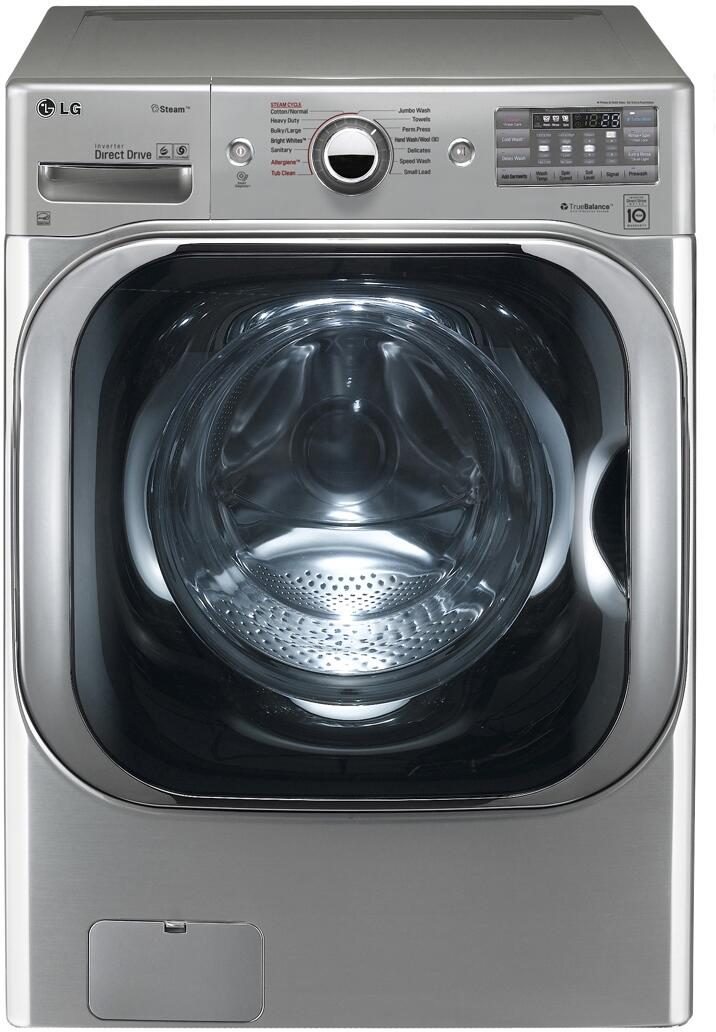 Lg 706016 Washer And Dryer Combos Appliances Connection