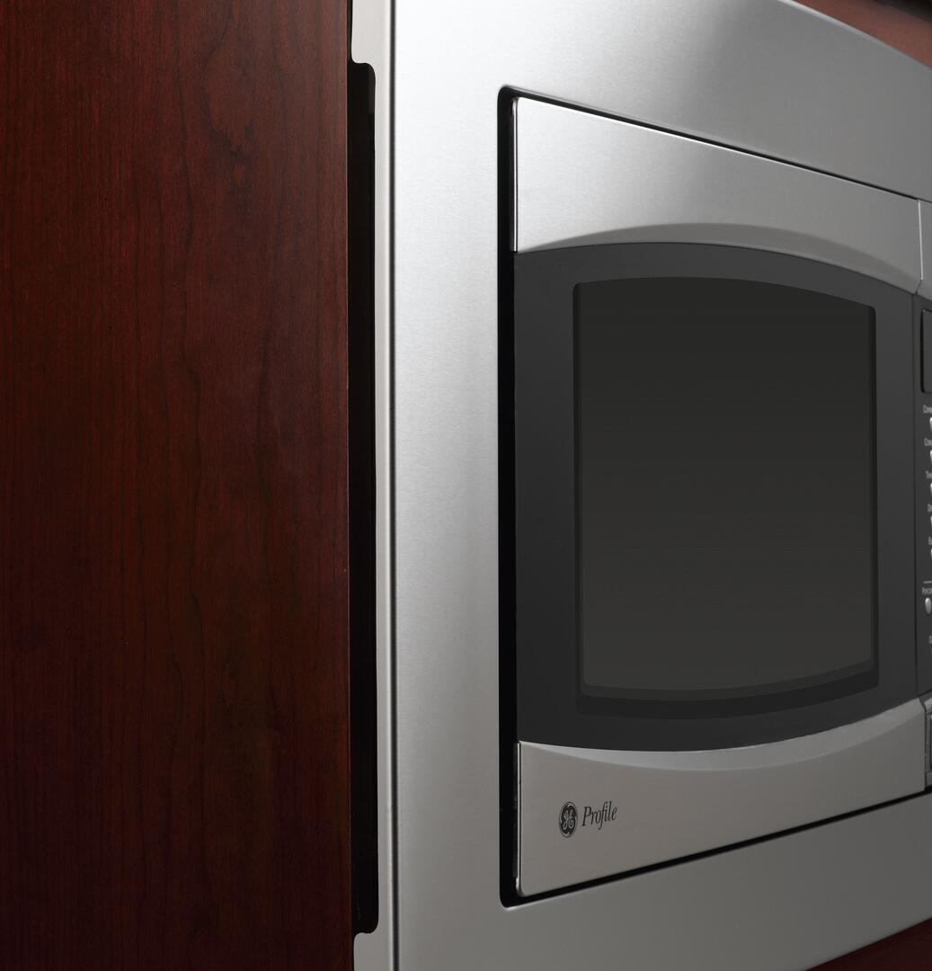 Ge Profile Peb1590smss Countertop Microwave In Stainless