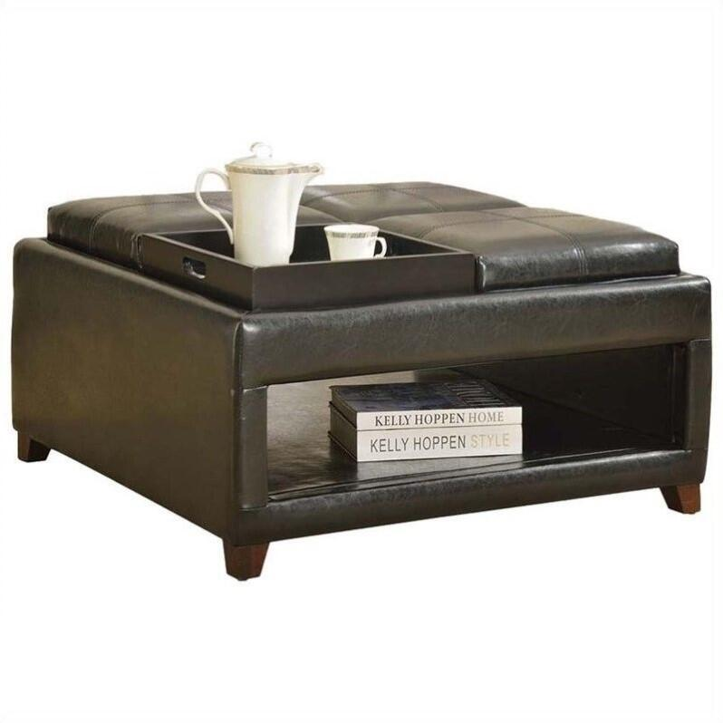 Acme furniture 96173 gosse series modern ottoman for Furniture 5 years no interest