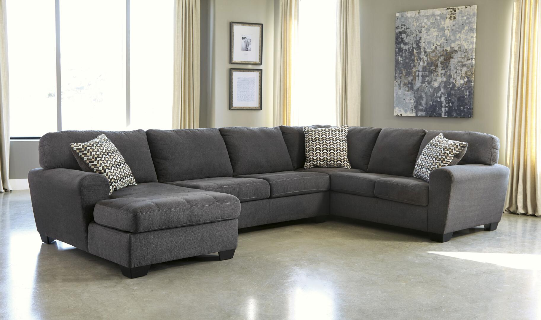 Benchcraft Sorenton Series Stationary Fabric Sofa