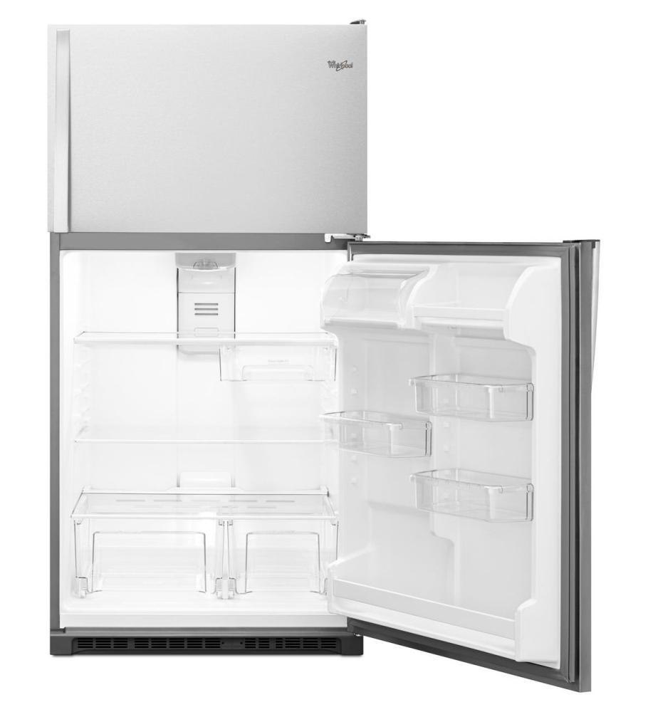 Whirlpool Wrt311fzdb 33 Inch Refrigerator With 20 5 Cu Ft