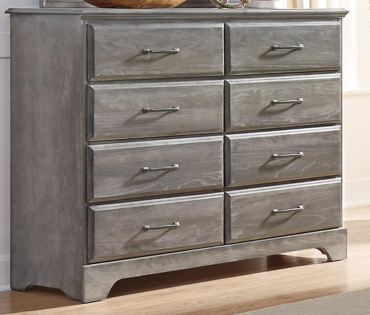 Carolina Furniture 535800 Vintage Series Wood Dresser Appliances Connection
