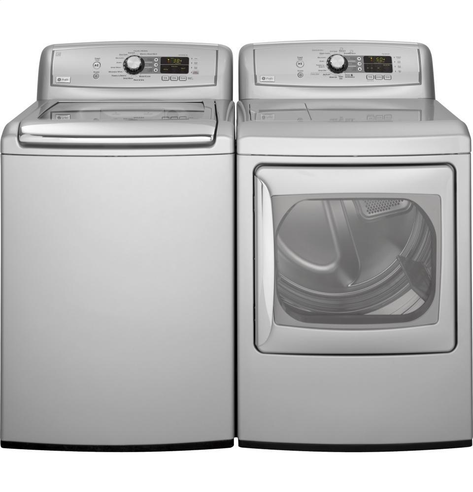 Ge Ptwn8055mms Profile Series 4 5 Cu Ft Top Load Washer