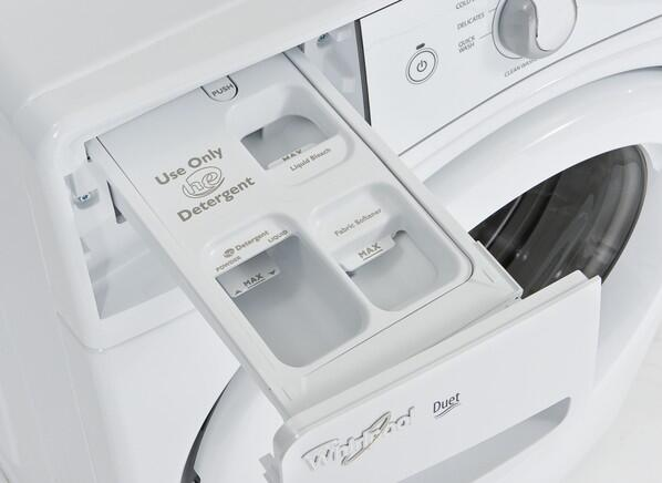 Whirlpool Wfw70hebw Duet Series 4 1 Cu Ft Front Load