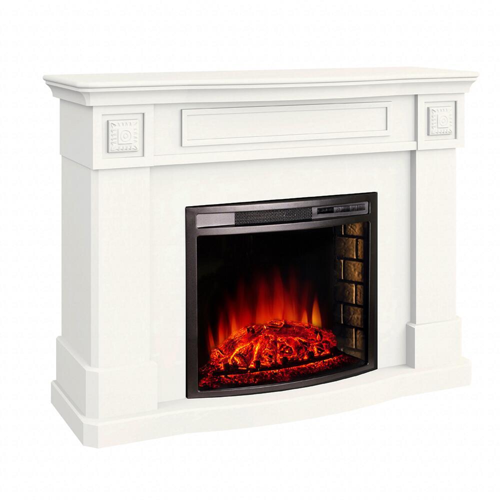 Argo Furniture L29b12 Alessa Series Direct Vent Electric Fireplace Appliances Connection