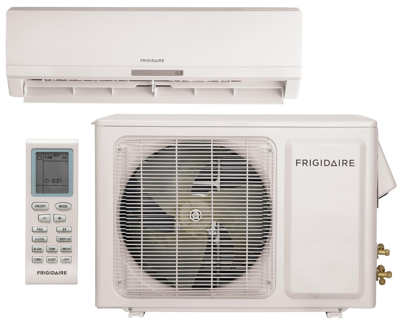 #566E75 Frigidaire FFHP122Q2 Mini Split Air Conditioner Cooling  Most Effective 7875 Air Conditioner Installation Manhattan pictures with 1333x1080 px on helpvideos.info - Air Conditioners, Air Coolers and more