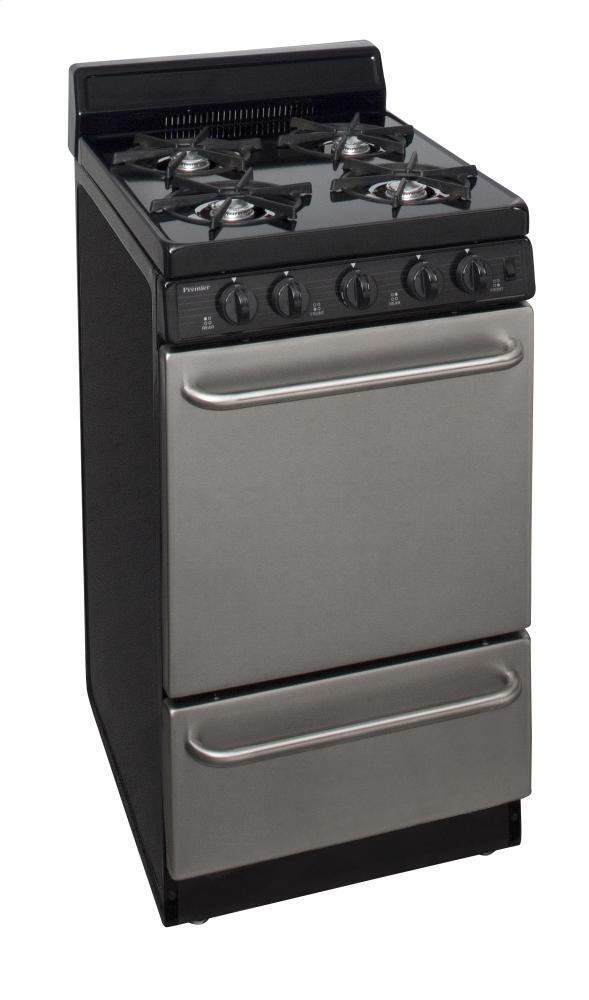 Premier sak600bp inch gas freestanding range with for Best slide in gas range under 2000