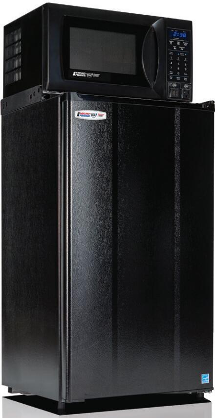 Microfridge 36mf4a7d1 19 Inch Black Compact Refrigerator