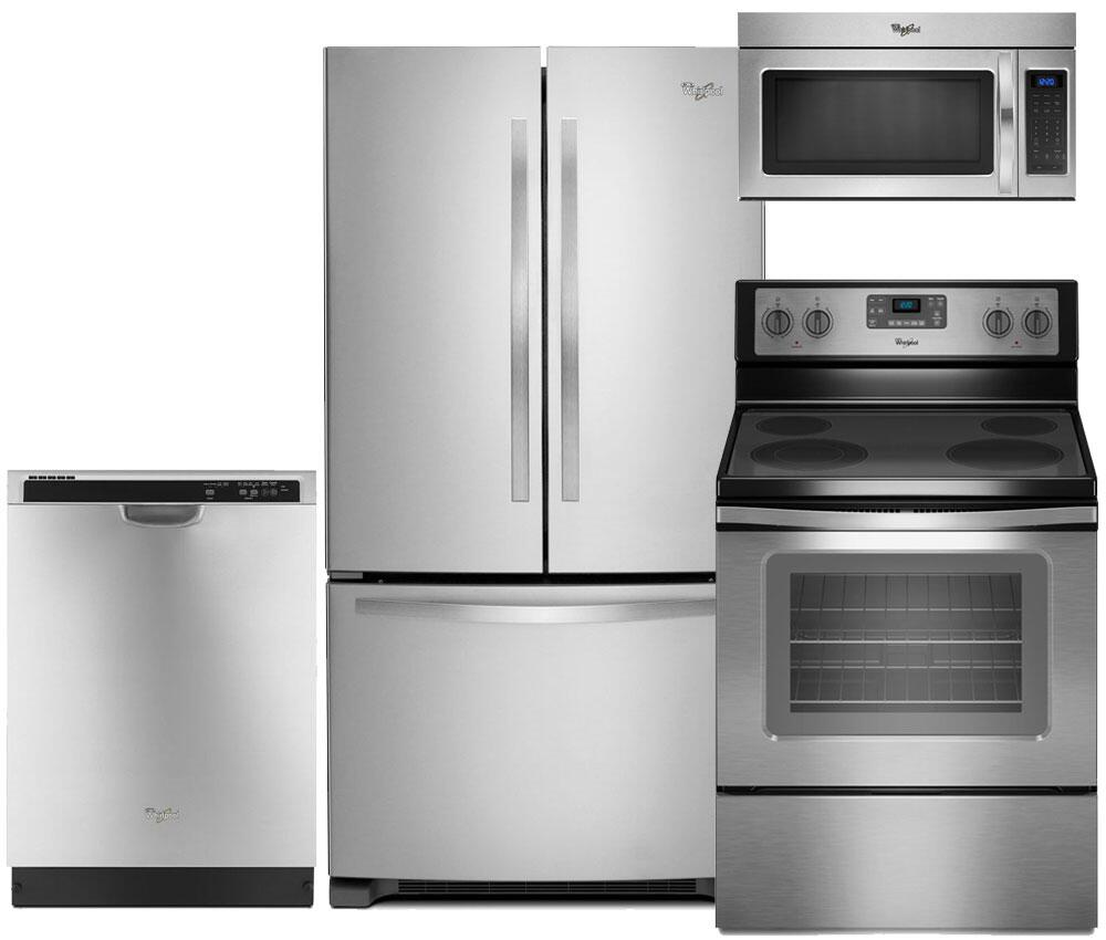 Whirlpool 385721 Kitchen Appliance Packages