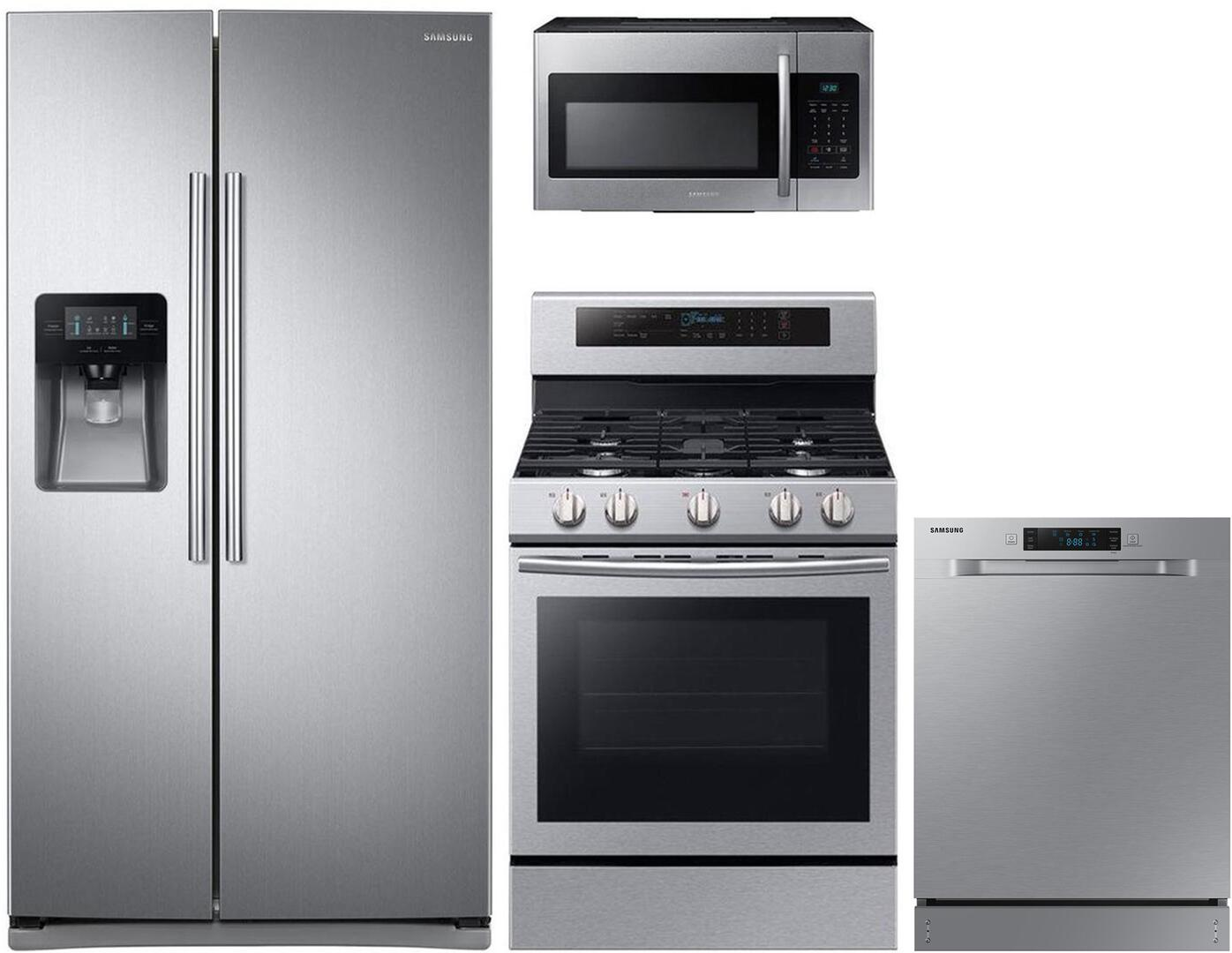 Samsung 484607 Kitchen Appliance Packages  Appliances Connection