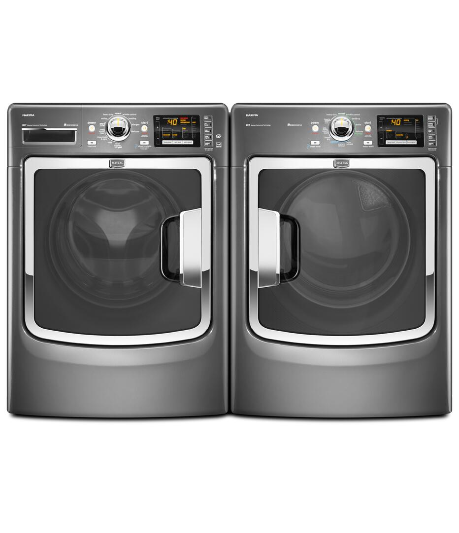 Maytag Mhw7000xg Maxima Series 5 Cu Ft Front Load Washer