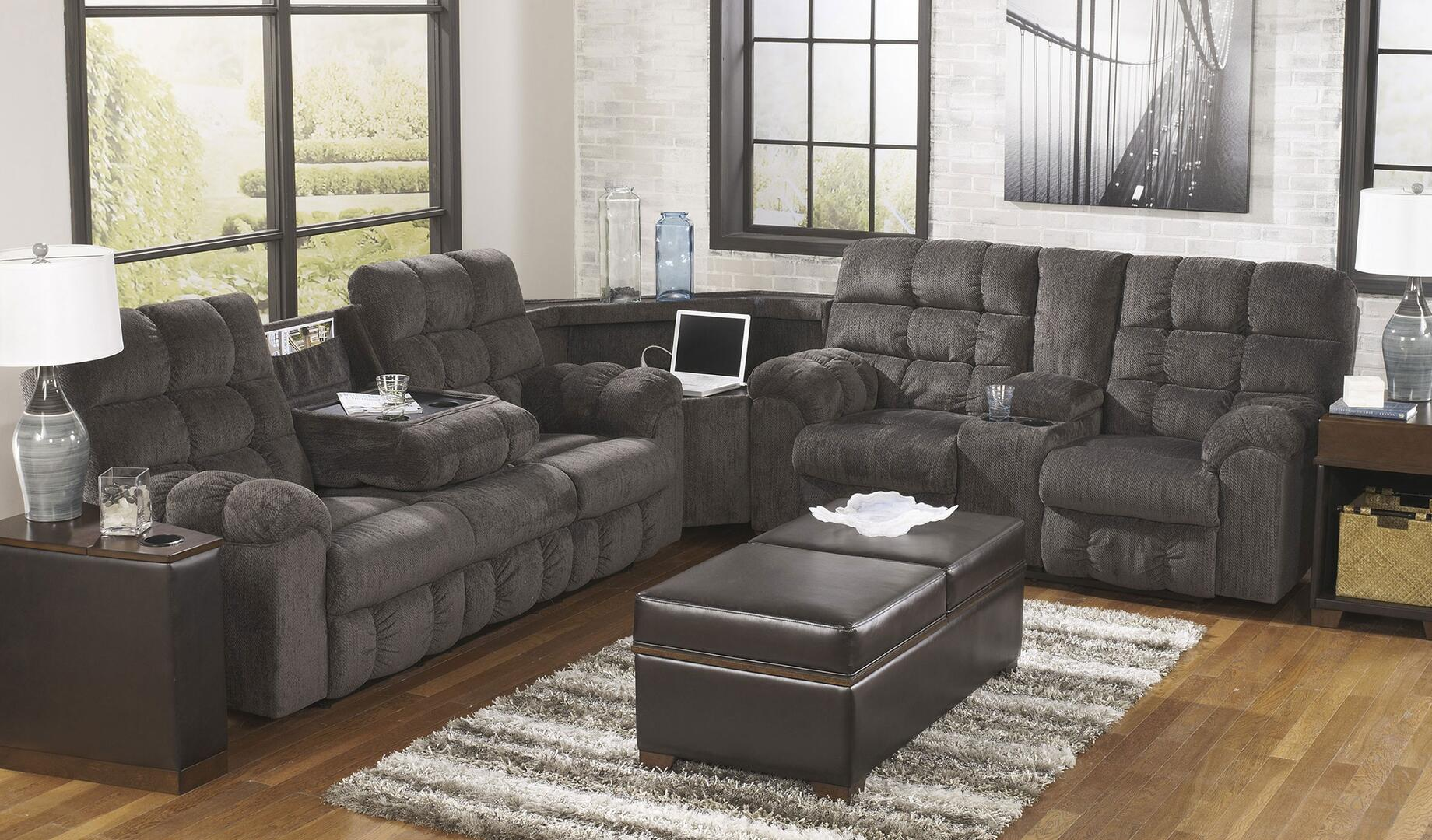 Signature design by ashley 58300set acieona living room sets appliances connection for The living room drop in center
