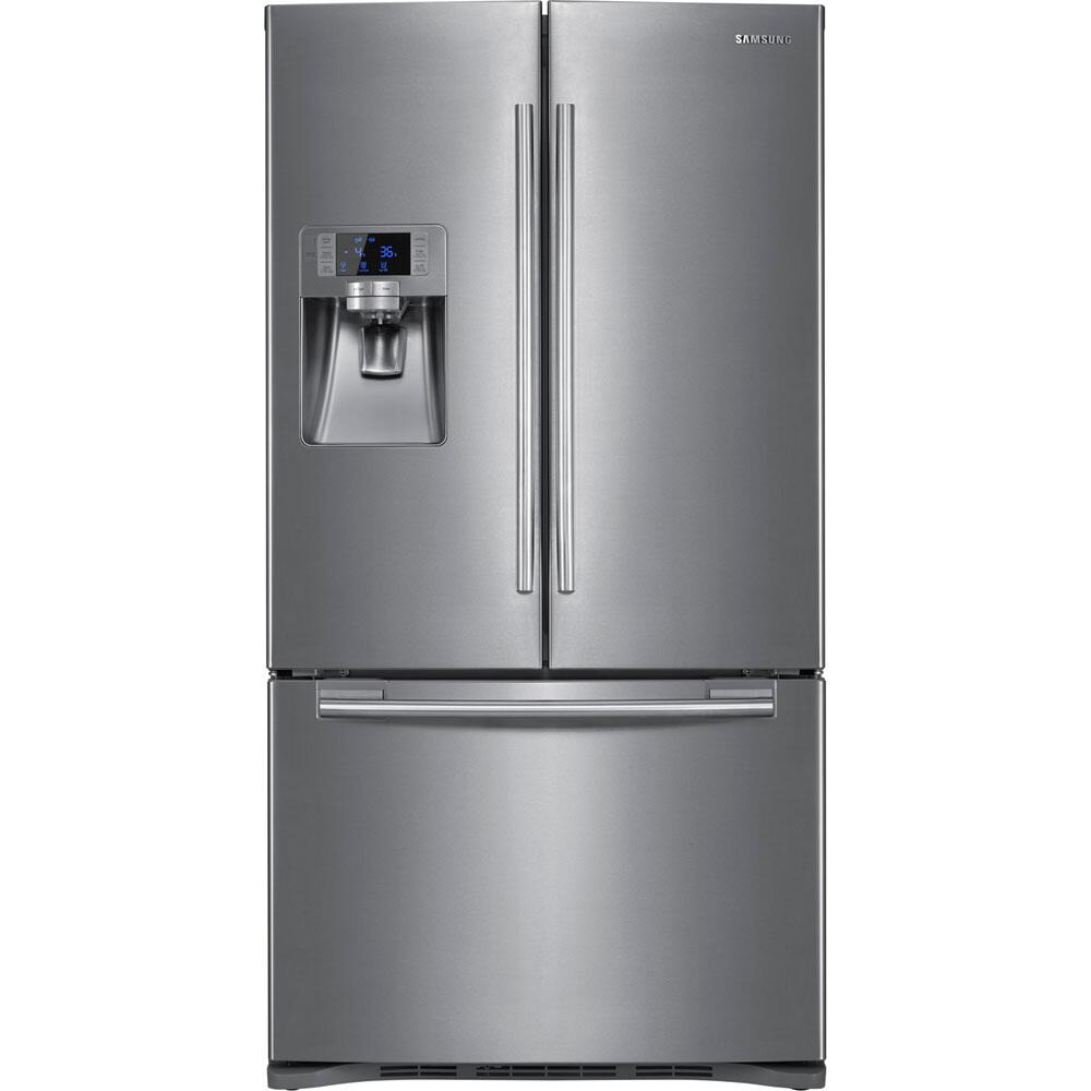 Samsung Appliance Rfg297aars French Door Refrigerator With