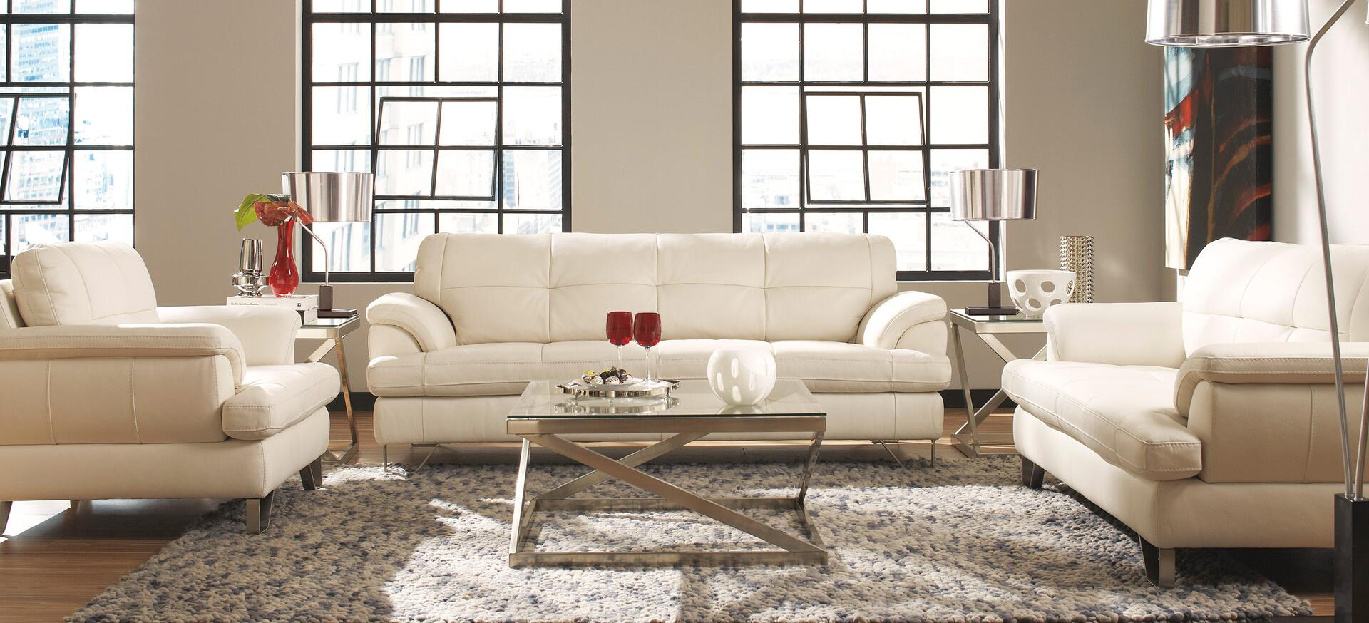 Signature design by ashley gunter sofa shown with matching loveseat and chair