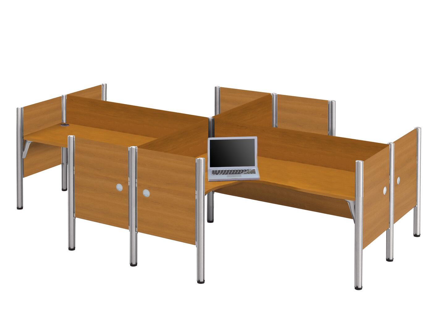 Bestar furniture 100859c69 pro biz series computer veneers for Houzz pro account cost