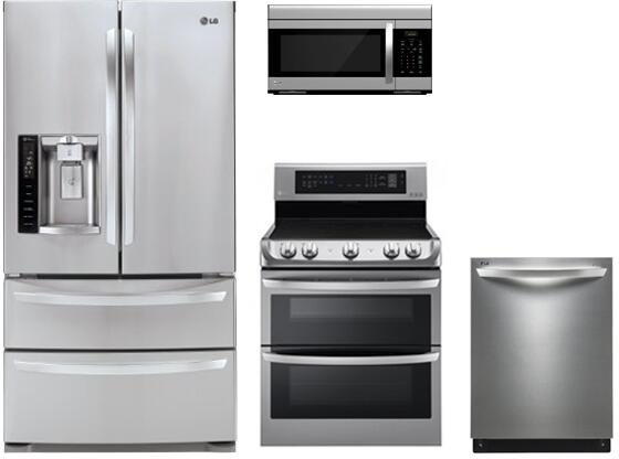 Lg 728932 kitchen appliance packages appliances connection for Kitchen appliance services